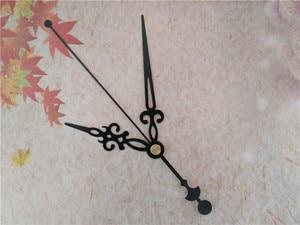Image 3 - 50PCS מתכת שחור שעון ידיים עבור DIY שעון מנגנון ערכת DIY שלך קיר קוורץ שעון