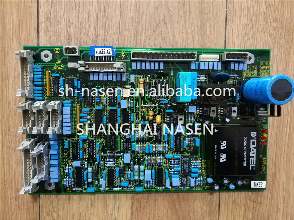 SCH Display Board UKES 2.Q 590809