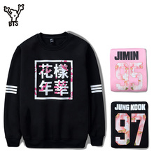 BTS Young Forever Logo Sweatshirt