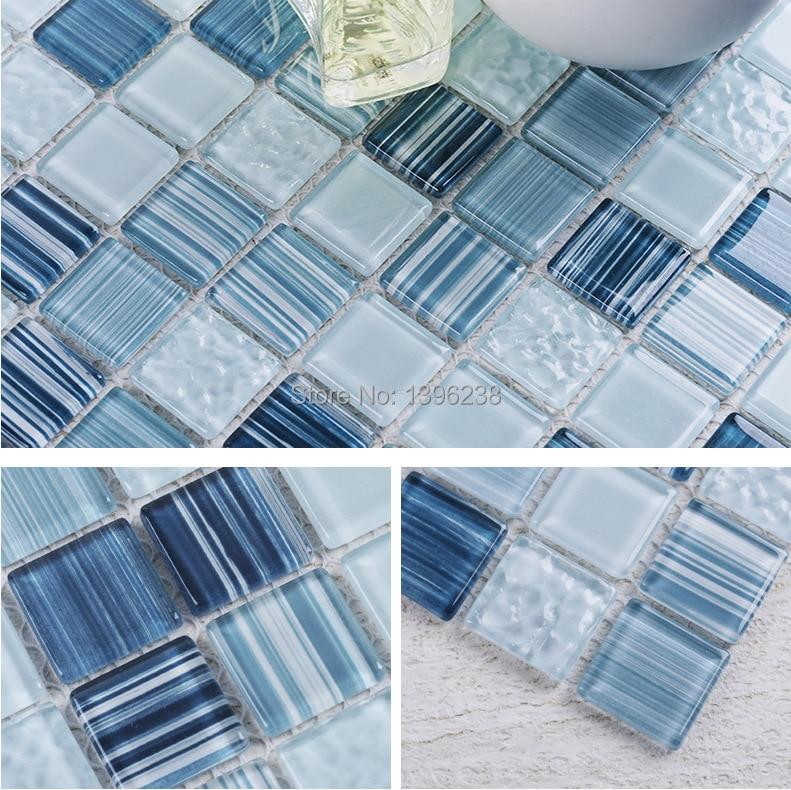 Lake Green Kitchen glass mosaic wall tile,Bathroom art design wall tile,fireplace wall home floor improvement decor tiles,LSC102 the glass lake
