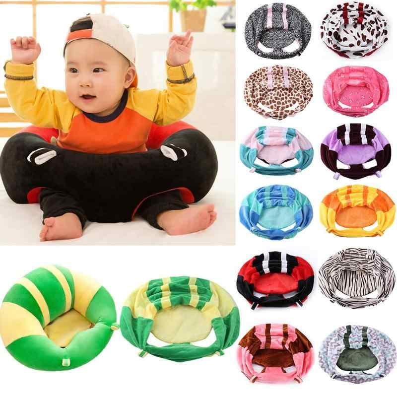 Portable Infants Sofa Support Seat Cover Baby Plush Chair Learning To Sit Baby Infant Learning Chair Baby Seats Sofa Support
