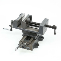 4 Inch Mini Plate pliers,cross sliding bench clamps,metal table pliers,Sliding range 110x130mm