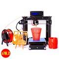 CTC stampante 3d Reprap Prusa i3 Сделай Сам черный цвет деревянная рамка сбой питания повторная Печать Высокая точность 3d принтер