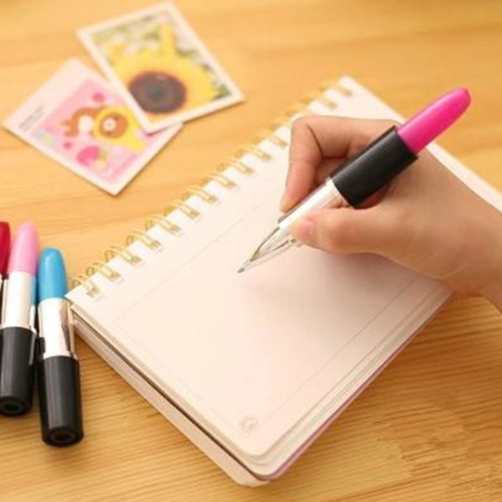 Cute Kawaii Pen Writing Instrument Cute Office School Supply Students Kid Gift