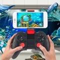 S6 Recargable Remote Gaming Bluetooth Controller Joystick Gamepad Inalámbrico Para Smartphone SmartTV caja Inteligente