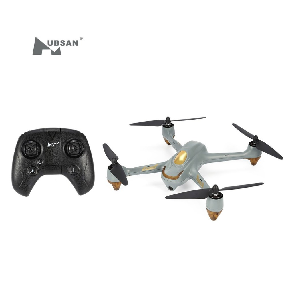 Hubsan H501M X4 AIR 20 Minutes 720P HD Camera WiFi FPV RC Quadcopter Altitude Hold Brushless RC Drone with GPS Follow Me Mode