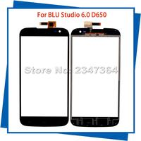 For BLU Studio 6.0 D650 650 Replacement Touch Screen Digitizer Assembly Color 100% Guarantee Mobile Phone Touch Panel