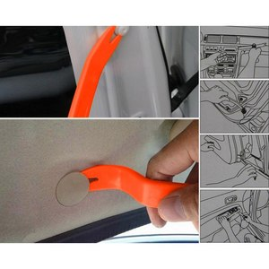 Image 5 - 4pcs Panel Removal Tools car Portable Vehicle Panel Audio Refit Trim Auto Set Kit Installer Pry Tool Gift Tools For Auto