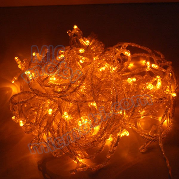 Hot eu plug 100 led string lights for party wedding garden eu plug 100 led string lights for party wedding garden christmas led rope aloadofball Image collections