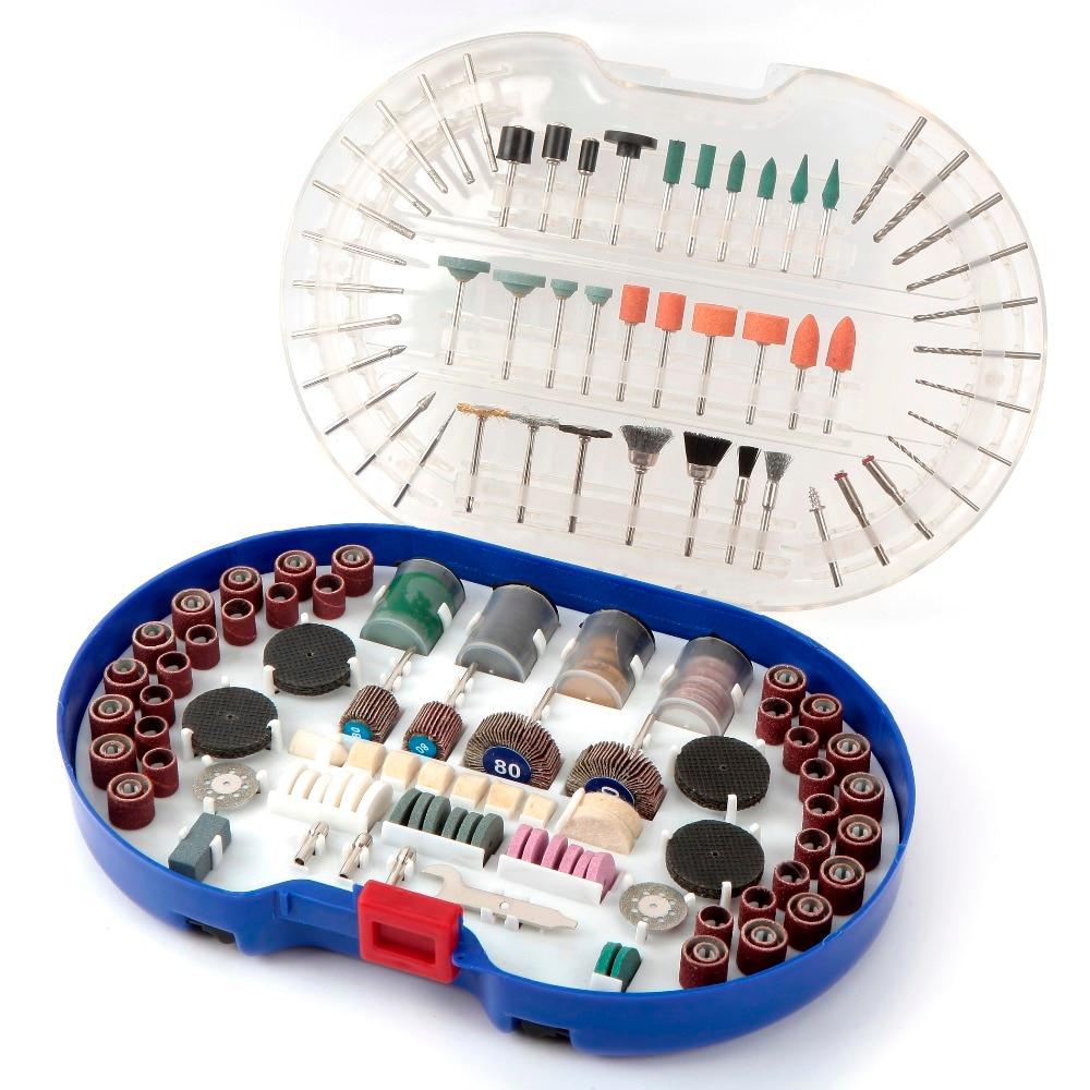 276PC Rotary Tool Accessories Kit Universal Fit Brands As Dremel Polishing Tools