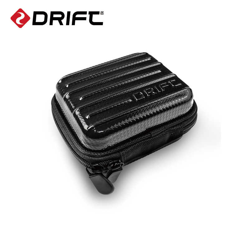 DRIFT Action akcesoria do kamer sportowych schowek ochronny torba podróżna futerał do przenoszenia dla Ghost-4K/S Stealth gopro yi xiaomi cam