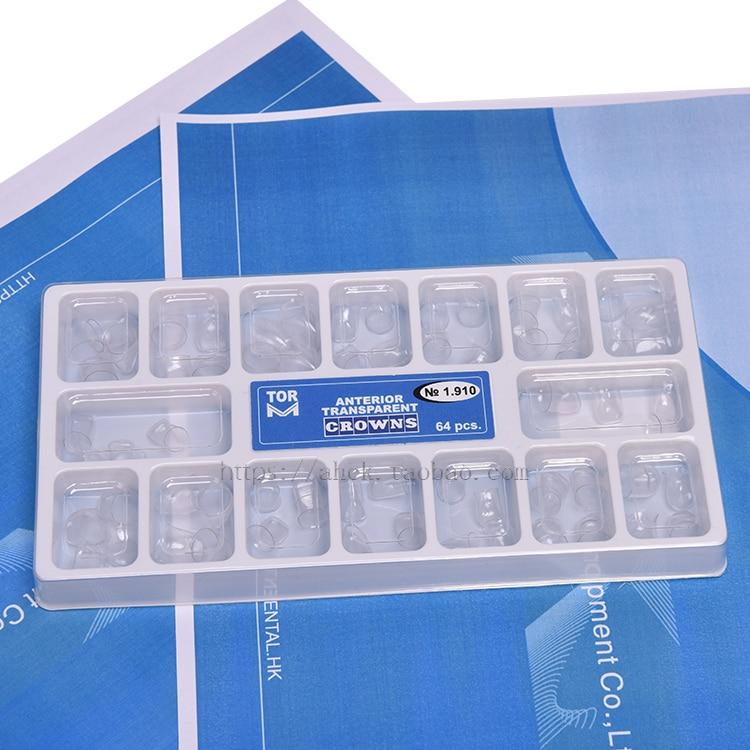 Dental Resin pre-crown dental transparent pre-crown dental crown of deciduous teeth of children crown cmhdm 001