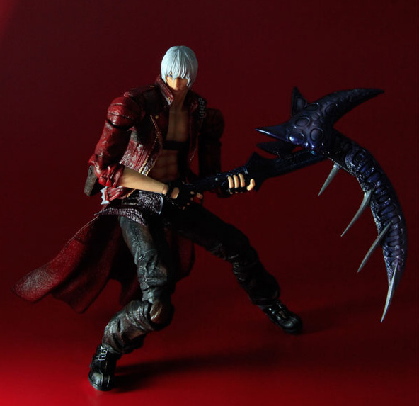 Фигурка Демон против демонов 28 см Devil May Cry 3 PlayArts 28 см 2