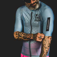 LIEBE DIE SCHMERZEN hohe qualität radfahren jersey sommer männer fahrrad shirt atmungsaktiv schnell trocknend mesh sweatshirt maillot ciclismo hombre