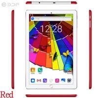 10 дюймов ОС Android 7,0 Планшеты Pc Octa Core 2 ГБ Оперативная память + 32 ГБ Встроенная память Встроенный 3G 4G LTE Мобильного Телефона sim карты звонить и со