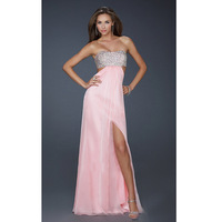 EBay Amazon Aliexpress Explosion Ball Gown Wrapped Chest Bare Shoulder Split Irregular Temperament Dress