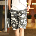 2017 new fashion summer hot men shorts camouflage mens shorts casual mens cargo shorts