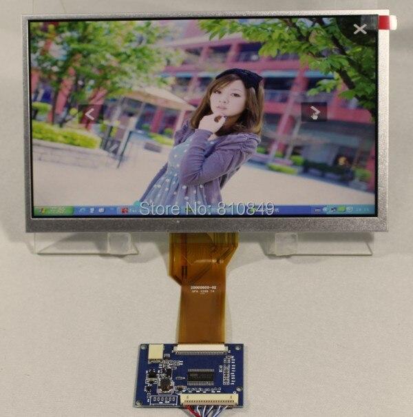 9 inch LVDS жк-панель AT090TN12 800*480 + LVDS-TTL Tcon доска = 9 дюймовый жк-панель с LVDS интерфейс