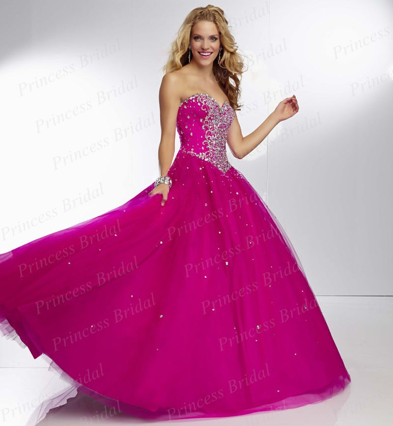 Ball Gown Prom Dress Patterns – fashion dresses
