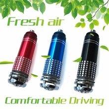 Vehicle Aire Purifier Mini Auto Car Fresh Anion Lonic Humidifier Oxygen Bar Sport Air Purifier Freshener Interface b#