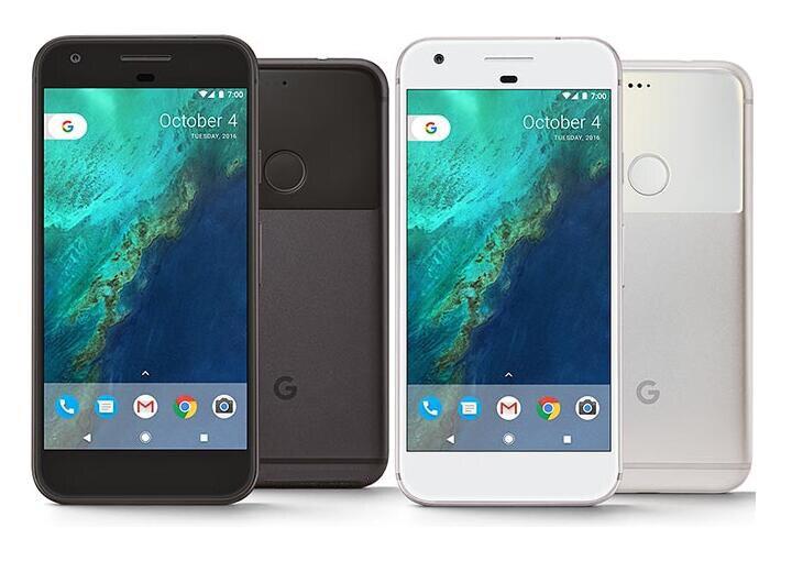 Original Débloqué US version Google Pixel 4g LTE 5.0 pouce Android téléphone portable Quad Core 4 gb RAM 32 gb /128 gb ROM Unique sim téléphone