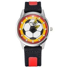 7cb49ad2a26 Relogio masculino 2018 Futebol Relógio Piloto Homens Lona Militar Do  Exército Relógio Do Esporte Best-Seller Relógios de Quartzo.