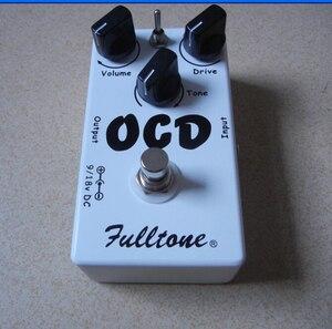 Image 1 - ملحقات الغيتار نسخة فولتون OCD دواسة الغيتار محرك الوسواس القهري (OCD) دواسة لهجة كبيرة دواسة دي guitarra