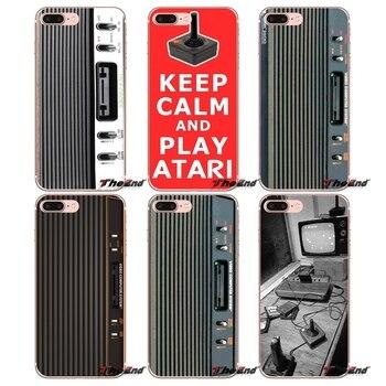 For Huawei G7 G8 Ascend P7 P8 P9 Lite Honor 4C 5X 5C 6X Mate 7 8 9 Y3 Y5 Y6 II Pro  Atari 2600 Console Old School Retro gaming