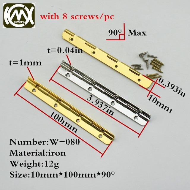 10 stück 10*100mm Kimxin Hardware verkäufe scharniere für ...