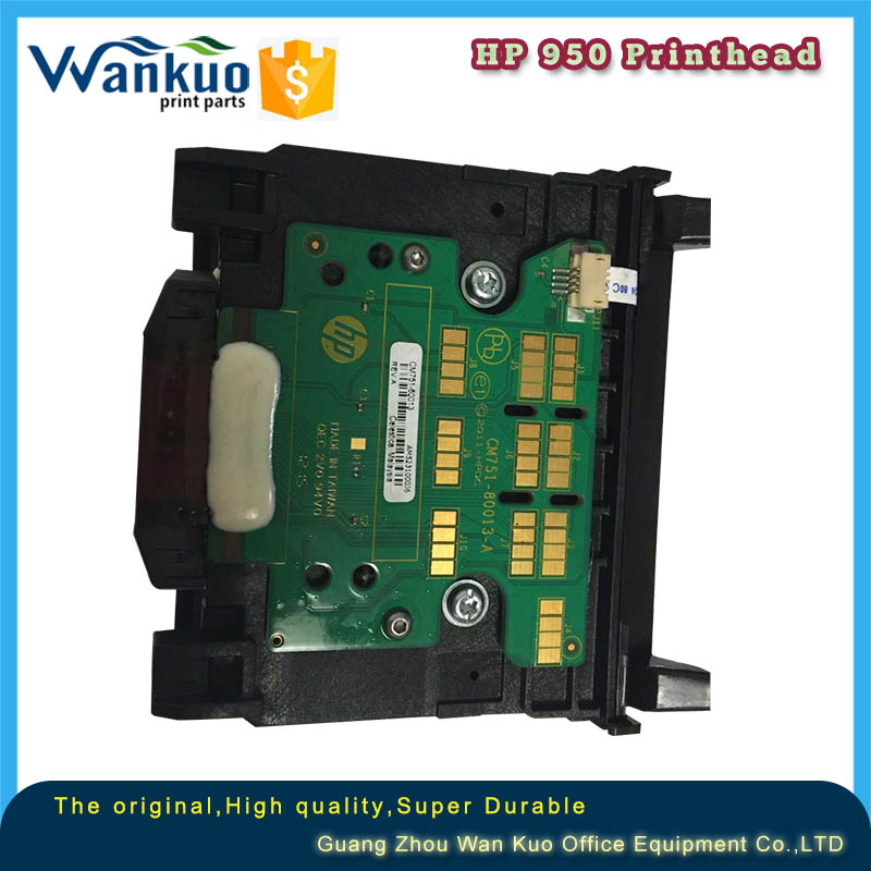 Genuine New 950 Printhead for HP OfficeJet Pro 8100 8600