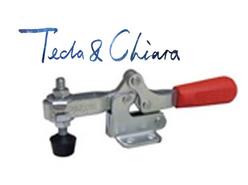 1Pc Hand Tool Quick Holding Latch Type Toggle Clamp GH 20752B GH-20752B 20752 High Quality