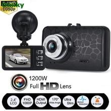 1080 P HD G-sensor ИК Ночного Видения Автомобиля Видеокамера Даш Cam Video Регистратор Регистратор Tachographen Веб-Камеры