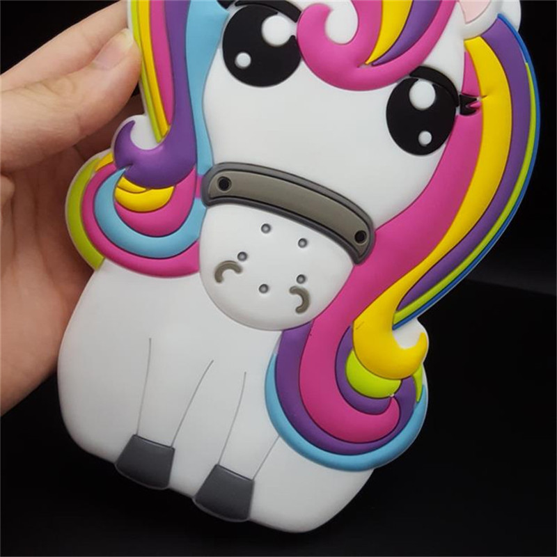 HTB1hrImKVXXXXb0XFXXq6xXFXXXe - FREE SHIPPING For iPhone 7 7Plus 6 6s Plus 5 5s 3D Rainbow Unicorn Case Horse Cute Cartoon Silicone Rubber Soft Cell Phone Cover Shell