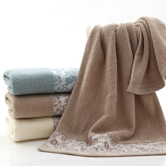 Asciugamano rapida asciugatura Assorbente Fiori di Glicine Patterns Bagno Viso A