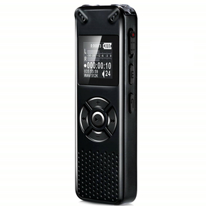 Image 1 - V91 Vandlion Professionele Voice Activated Digital Audio Voice Recorder 16 Gb 32 Gb Opname Dictafoon Wav MP3 Speler