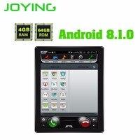JOYING Android 8.1 9.7 IPS HD touch screen single din car radio GPS Navigation 4GB autoradio head unit Multimedia with carplay