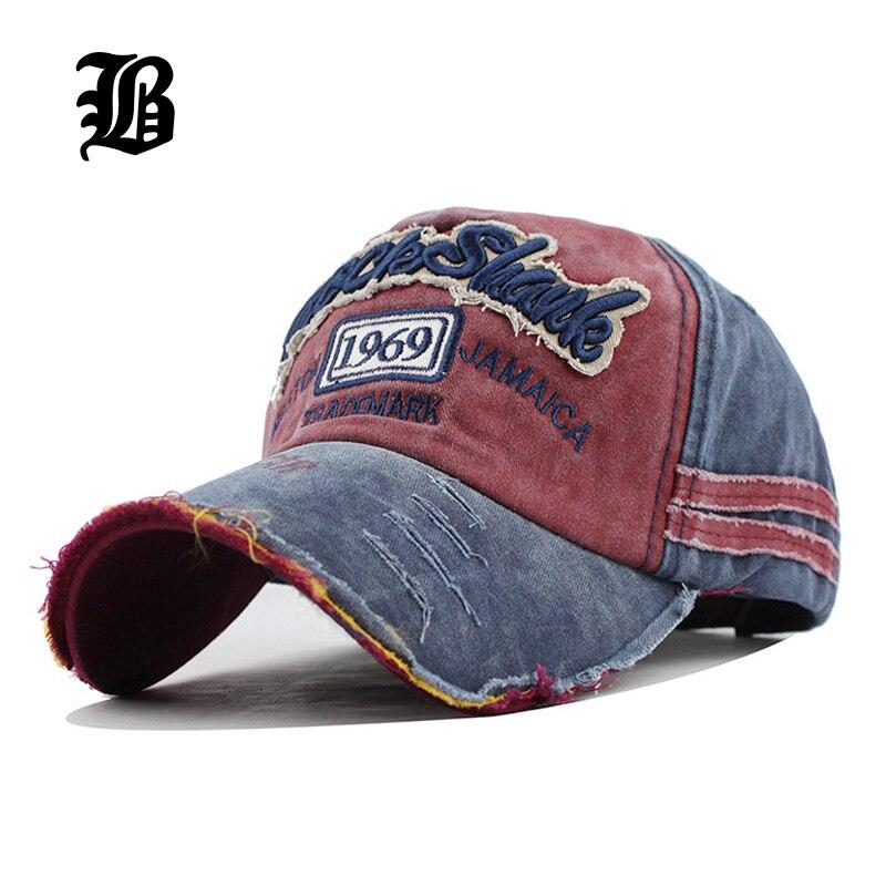 [FLB] 2016 BUONA Qualità di marca cap per gli uomini e le donne Gorras Snapback Caps Berretti Da Baseball Casquette cappello Sport Cap Esterna