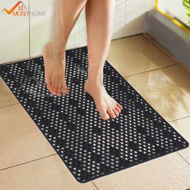 Incroyable 40cmx70cm Massage Granules Bath Mat PVC Non Slip Bathroom Tub Shower Mats  Stimulate Human Acupoints To