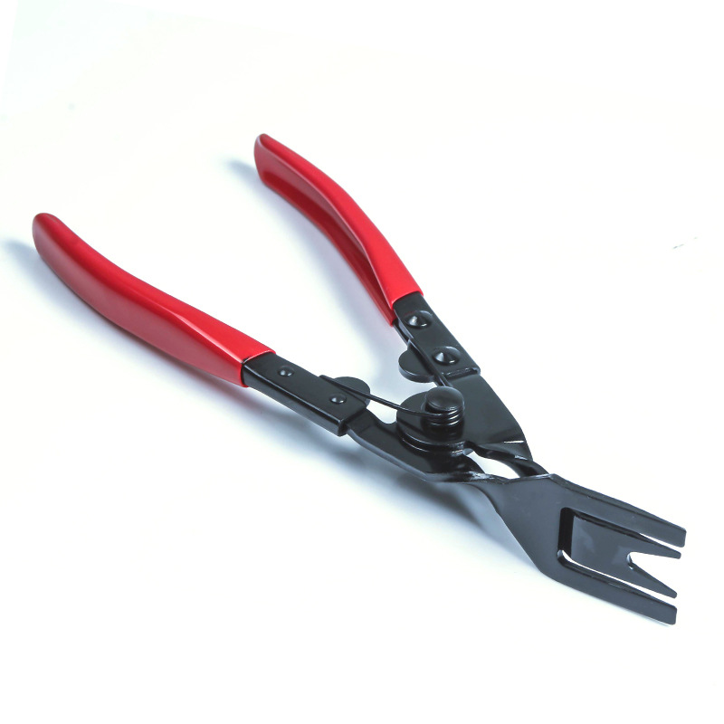 Car Removal Pliers Clip Auto Door Steel Upholstery Trim Automobile Maintenance Tool TT-best