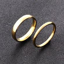 Mangopie2mm 4mm 6mm 8mm titanium aço anéis de casal para mulheres e homens personalizar anel gravado anel feito sob encomenda da foto