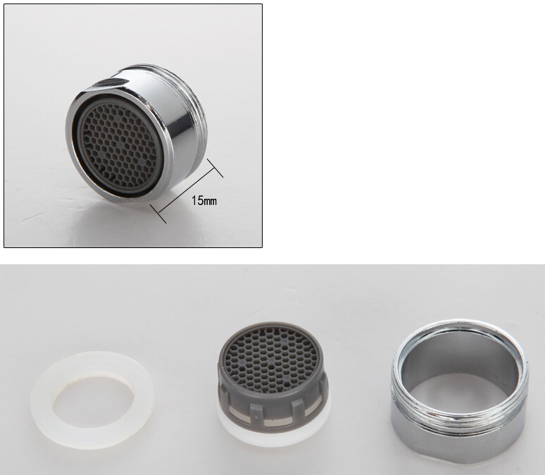 Basin Kitchen Bathroom Sink Male M24 Outside Thread Faucet Aerator ...