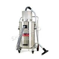 1PC Pneumatic Industrial Vacuum Cleaner Workshop Metal Dust Particles Swarf AIR 800 Industrial Vacuum Cleaner Machine