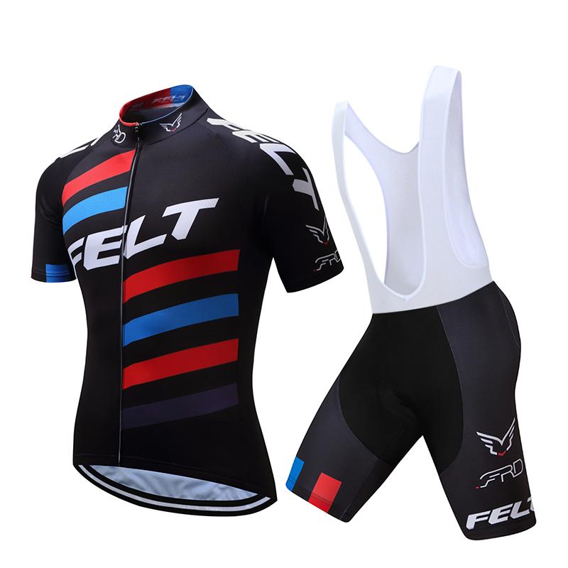 Prix pour 2017 SENTI vélo jersey gel pad vélo shorts Ropa Ciclismo rapide sec pro vélo usure hommes d'été vélo Maillot