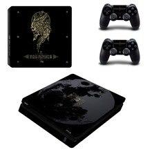 Final Fantasy XV PS4 Slim Skin Sticker