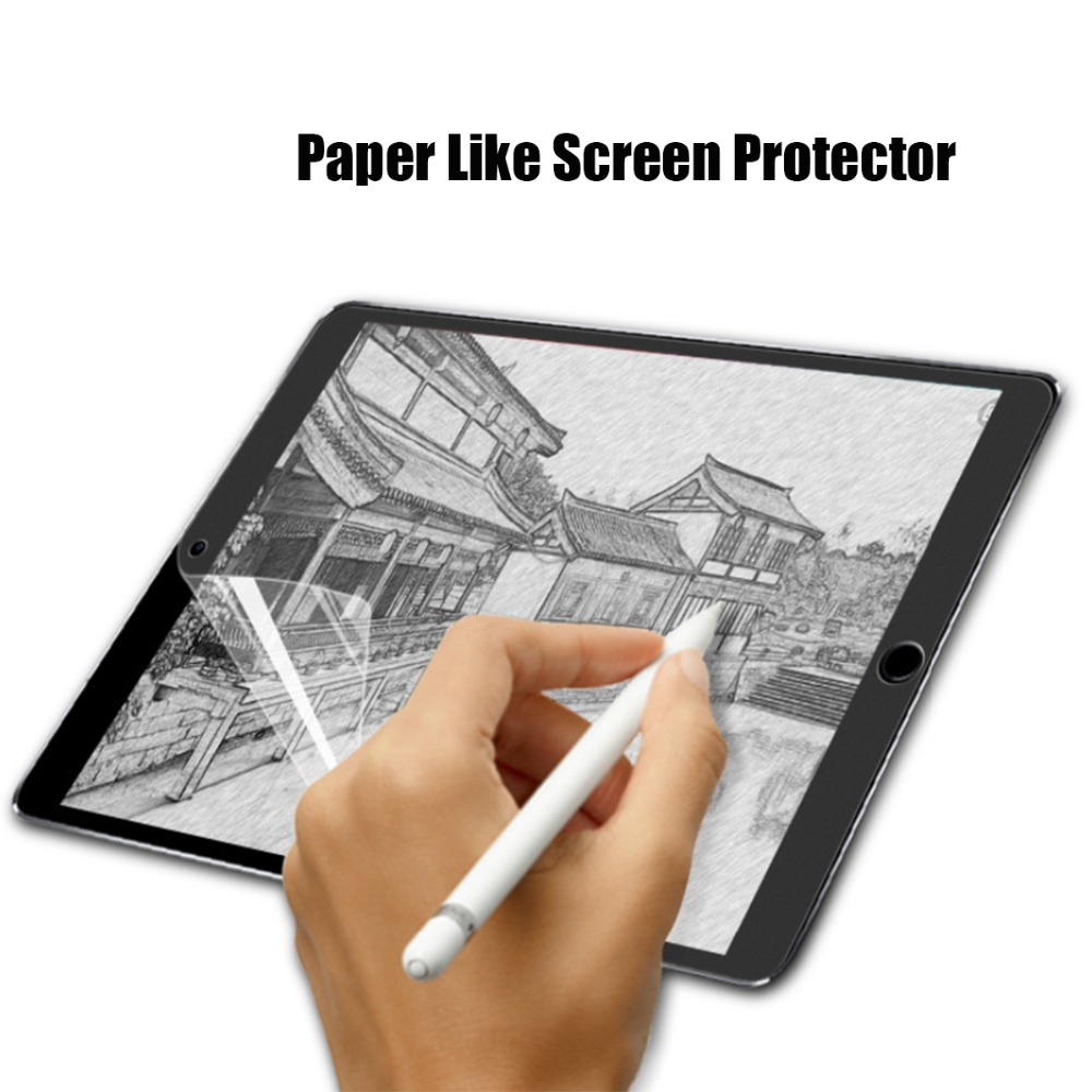 "Premium Matte Screen Films Anti Glare Screen Protectors for iPad Pro 11/"" 12.9/"""