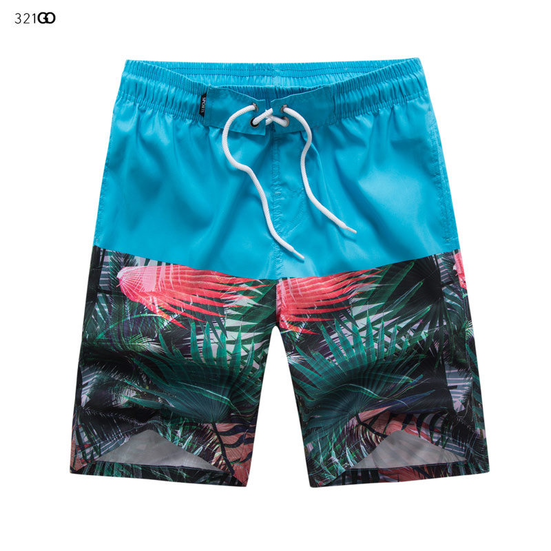 Wholesale 2019 Brand New Summer   Board     Shorts   Solid Surfing Trousers Camouflage Running Pants Male Swimsuit Swimming Trunks 6XL