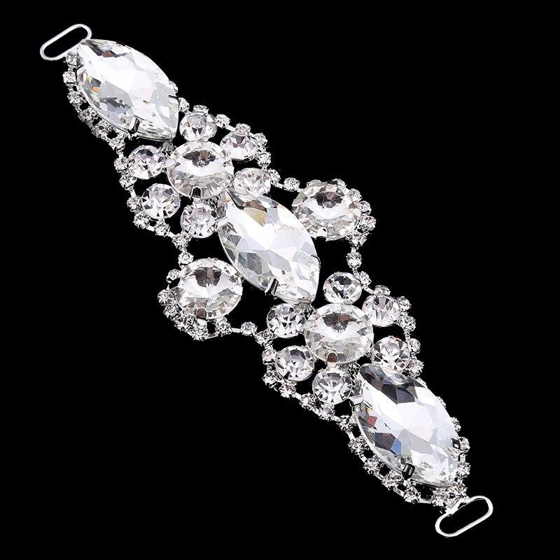 1 pieza de apliques de diamantes de imitación de cristal para - Artes, artesanía y costura - foto 3