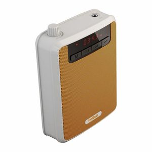 Image 3 - Rolton K300 مكبر الصوت المحمولة مضخم صوت الخصر الفرقة كليب دعم FM راديو TF MP3 المتكلم الطاقة البنك المرشدين السياحيين ، المعلمين