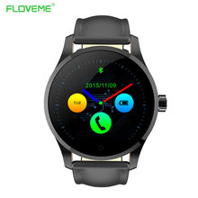 Floveme smart watch liebhaber armbanduhr pulsmesser schrittzähler mp3bluetooth smartwatch tragbare android ios frauen männer montre
