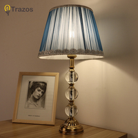 Modern Table Lamp Acrylic Abajur Ghost Shadows Decorative Desk Lamps For Bedroom Living Room Reading Light
